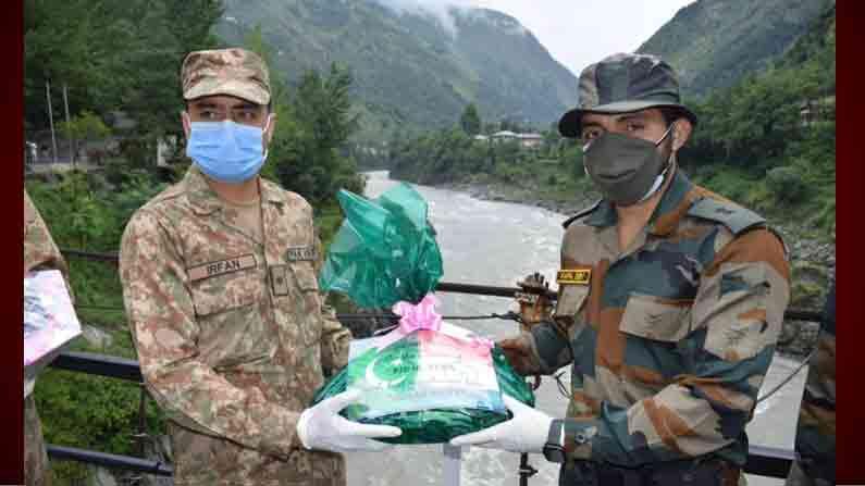 Indian And Pakistan Armies