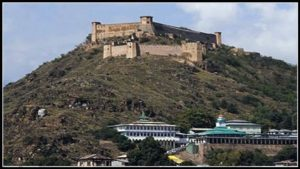 100 Feet Tricolour To Be Hoisted At Hari Parbat Fort In Jammu Kashmir